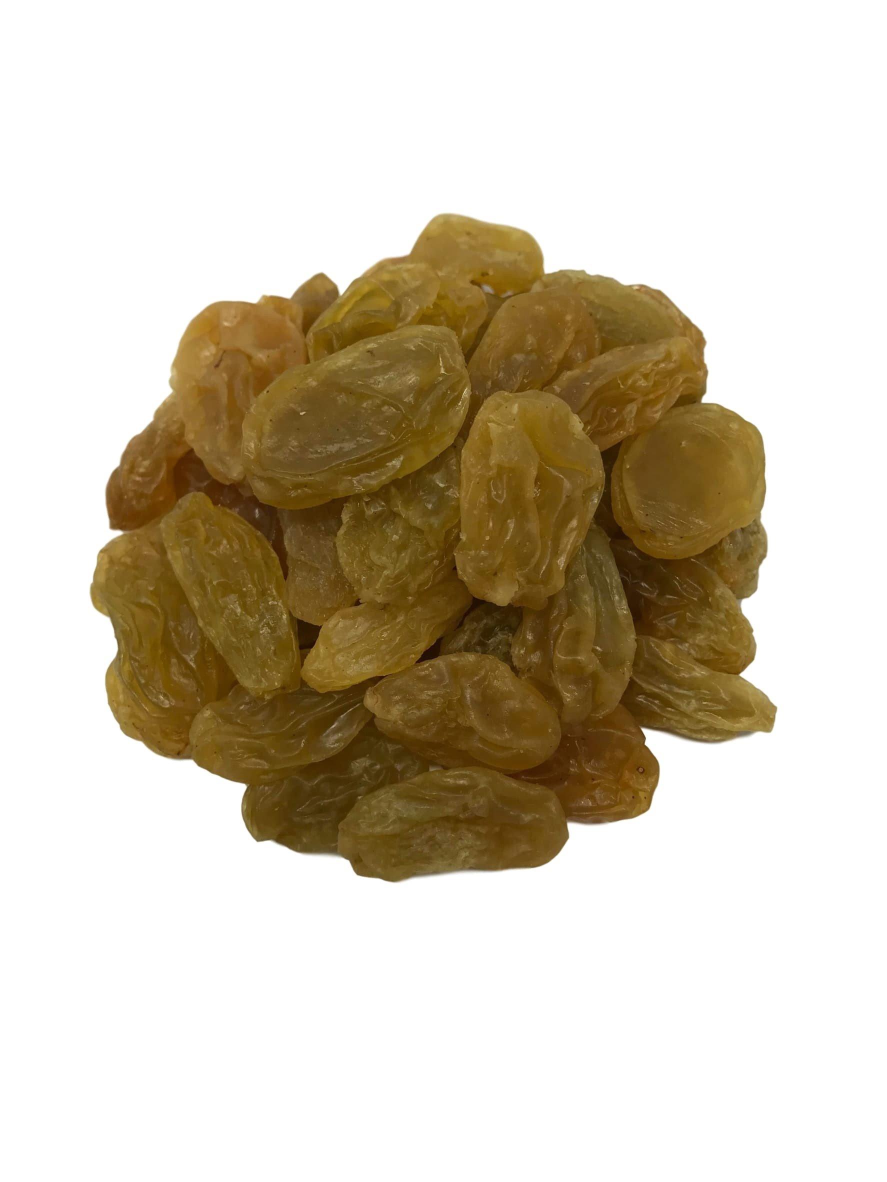 NUTS U.S. - Golden California Raisins, JUMBO!!! (4 LBS) by NUTS - U.S. - HEALTH IN EVERY BITE !