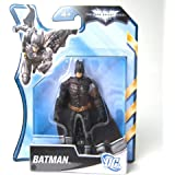 Mattel Y1453 : Figurine Batman (noir) - 10 cm - Plastique