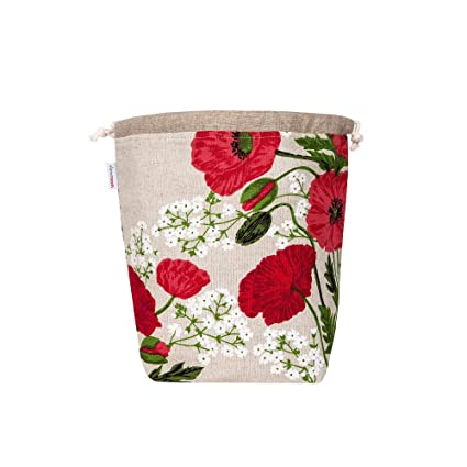 Bolsa y cesta para el pan todo en uno, transpirable y ...