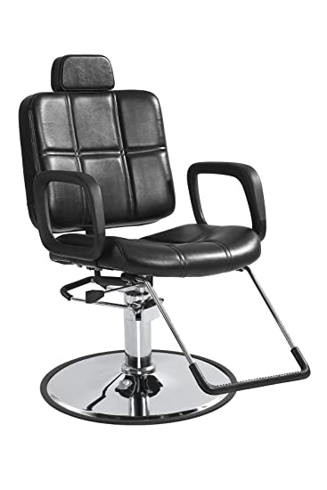 RECLINING SHAMPOO STYLING HYDRAULIC BARBER CHAIR HAIR BEAUTY SALON EQUIPMENT BLACK  sc 1 st  Amazon.com & Amazon.com: RECLINING SHAMPOO STYLING HYDRAULIC BARBER CHAIR HAIR ... islam-shia.org