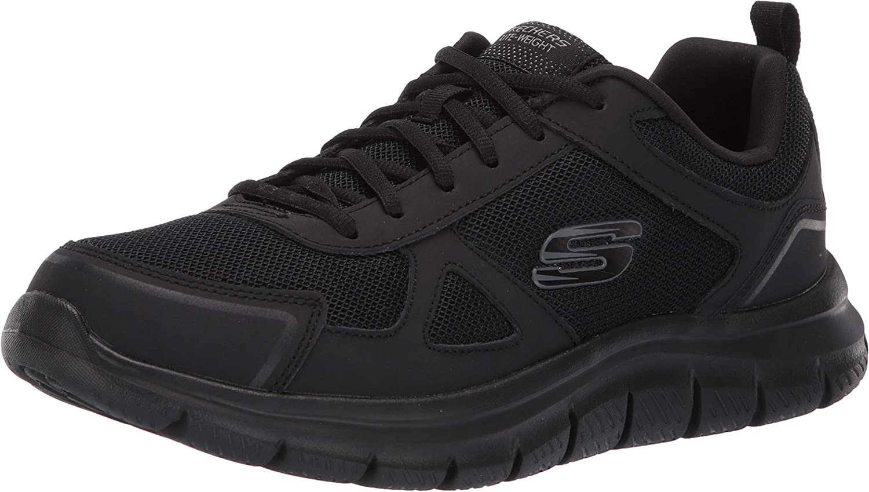 Skechers Flex Advantage 2.0 The Happs Black Bbk Mens Sneakers Size 9.5M