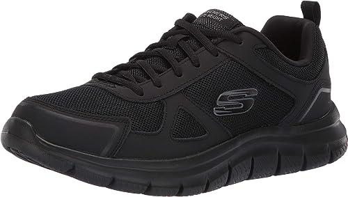 Skechers Herren Track scloric 52631 bbk Sneaker