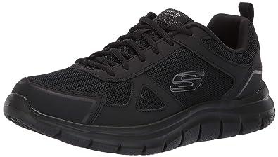 Skechers Track Scloric (schwarz) Sneaker bei