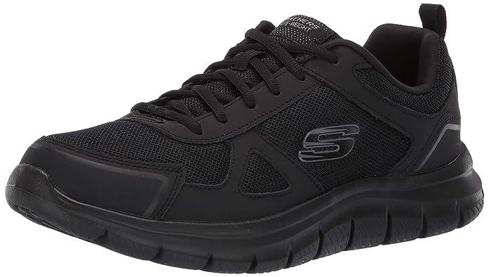Skechers Track-Scloric Sneakers Herren Schwarz