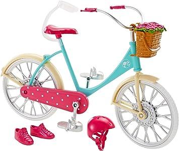 Amazon.es: Barbie Bicicleta Lets Go: Juguetes y juegos