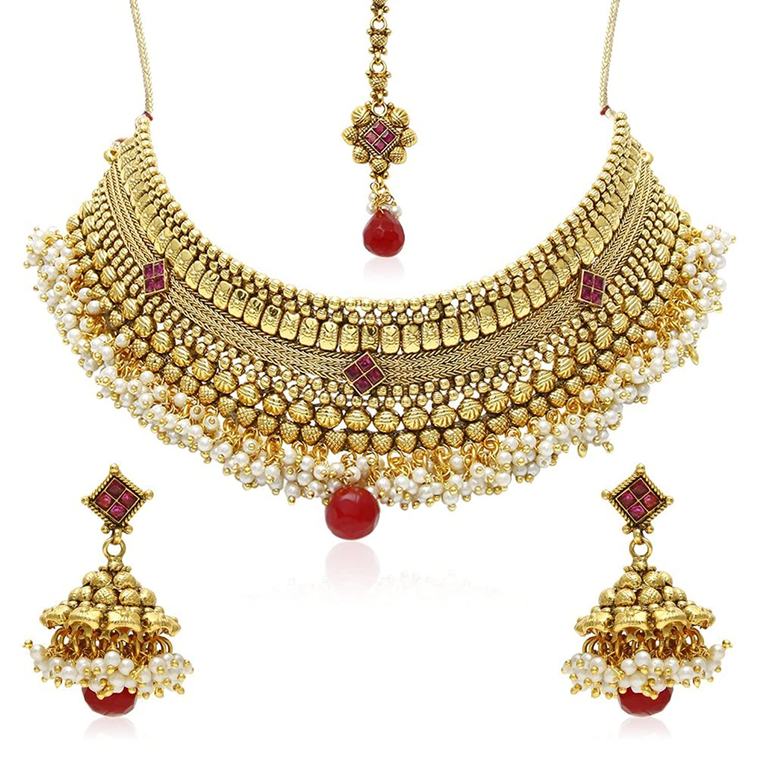 the copy silver hand long line necklace online shop dholki jewellery ko products crafted beads