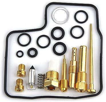 Carburetor Rebuild Kit For Shadow 1100 VT1100 CARB Master RepAir Kit 0201-005