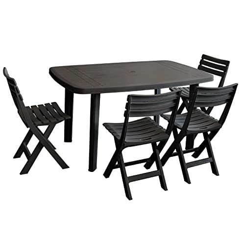 gartentisch klappbar kunststoff tisch multitisch partytisch klapptisch cm hhe und cm klappbar. Black Bedroom Furniture Sets. Home Design Ideas