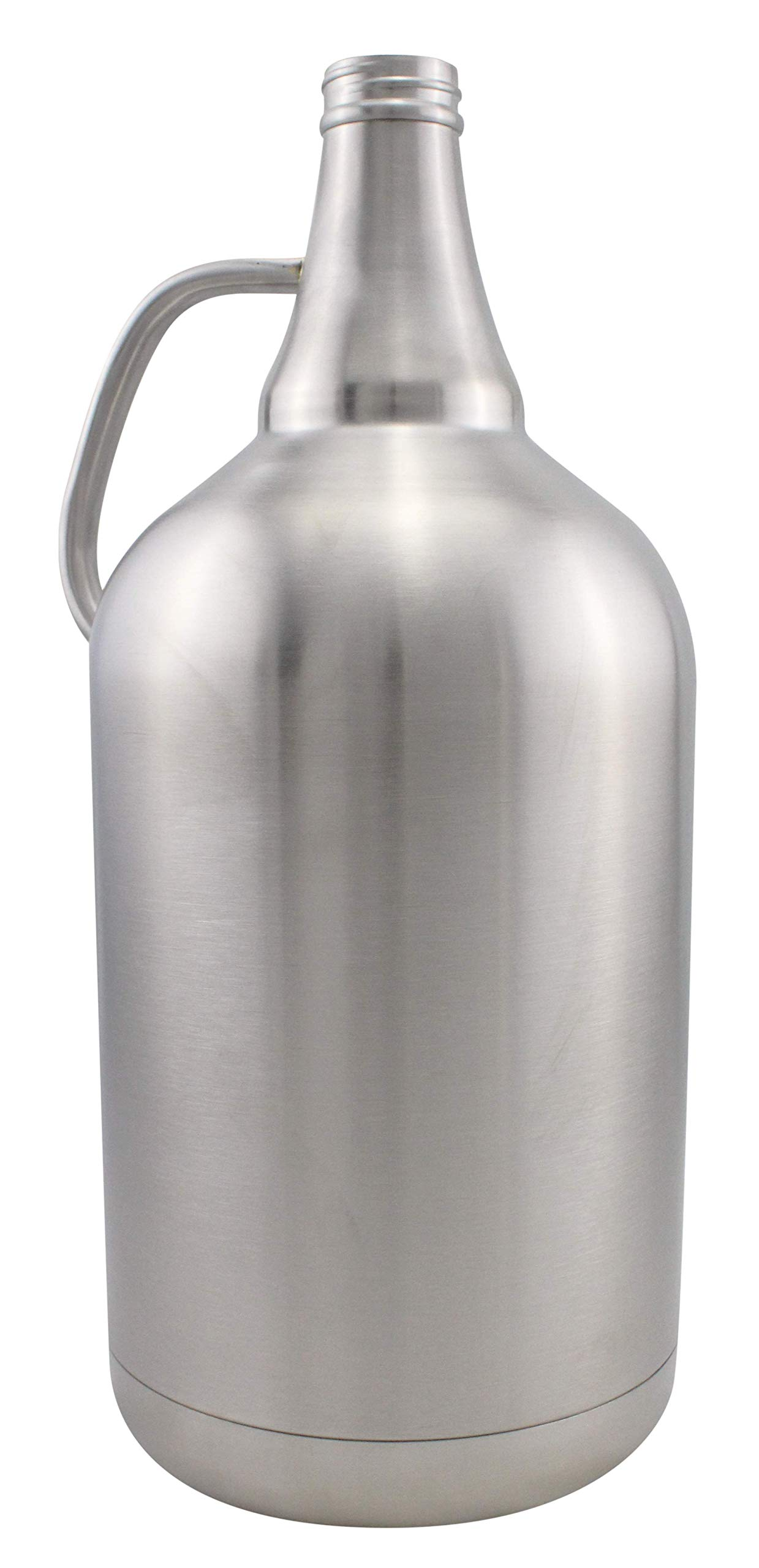 128oz Stainless Steel Insulated Beer Growler by Spotted Dog Company