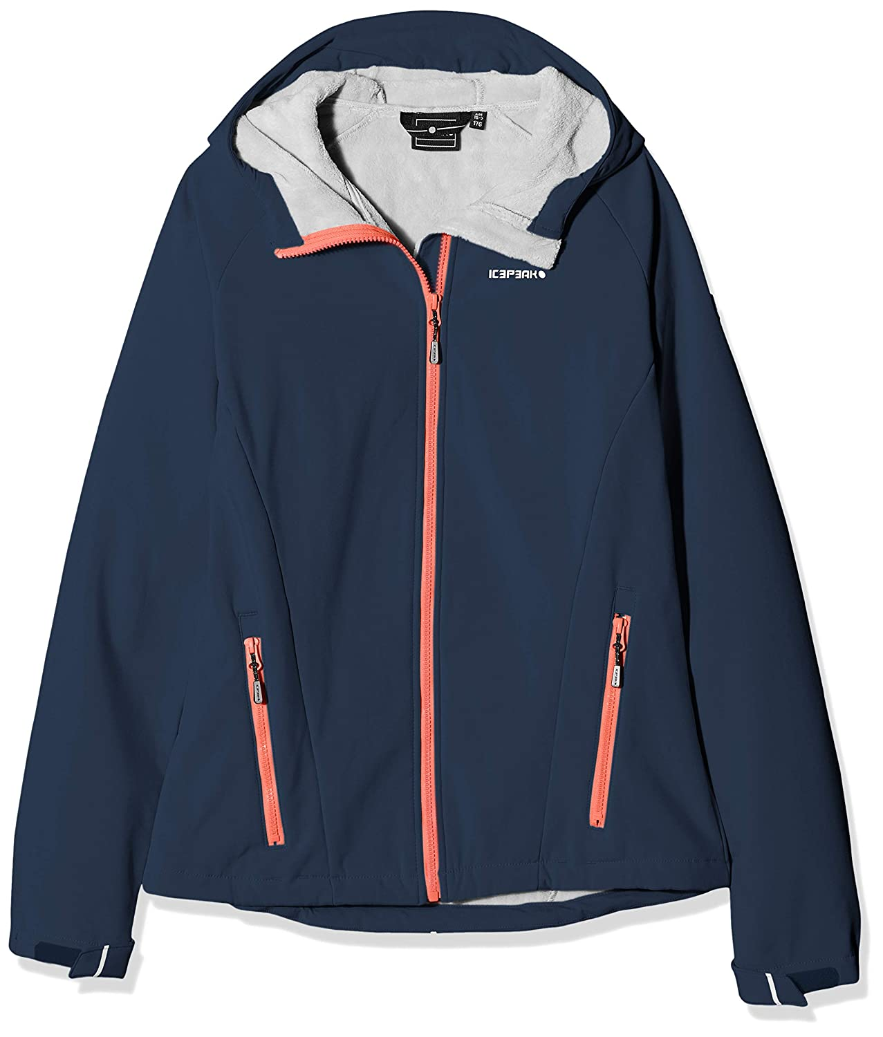 Icepeak Girls TUUA JR Softshell Jacket