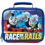 """Thomas and Friends """"Race on the Rails"""" Insulated Lunch Box"""
