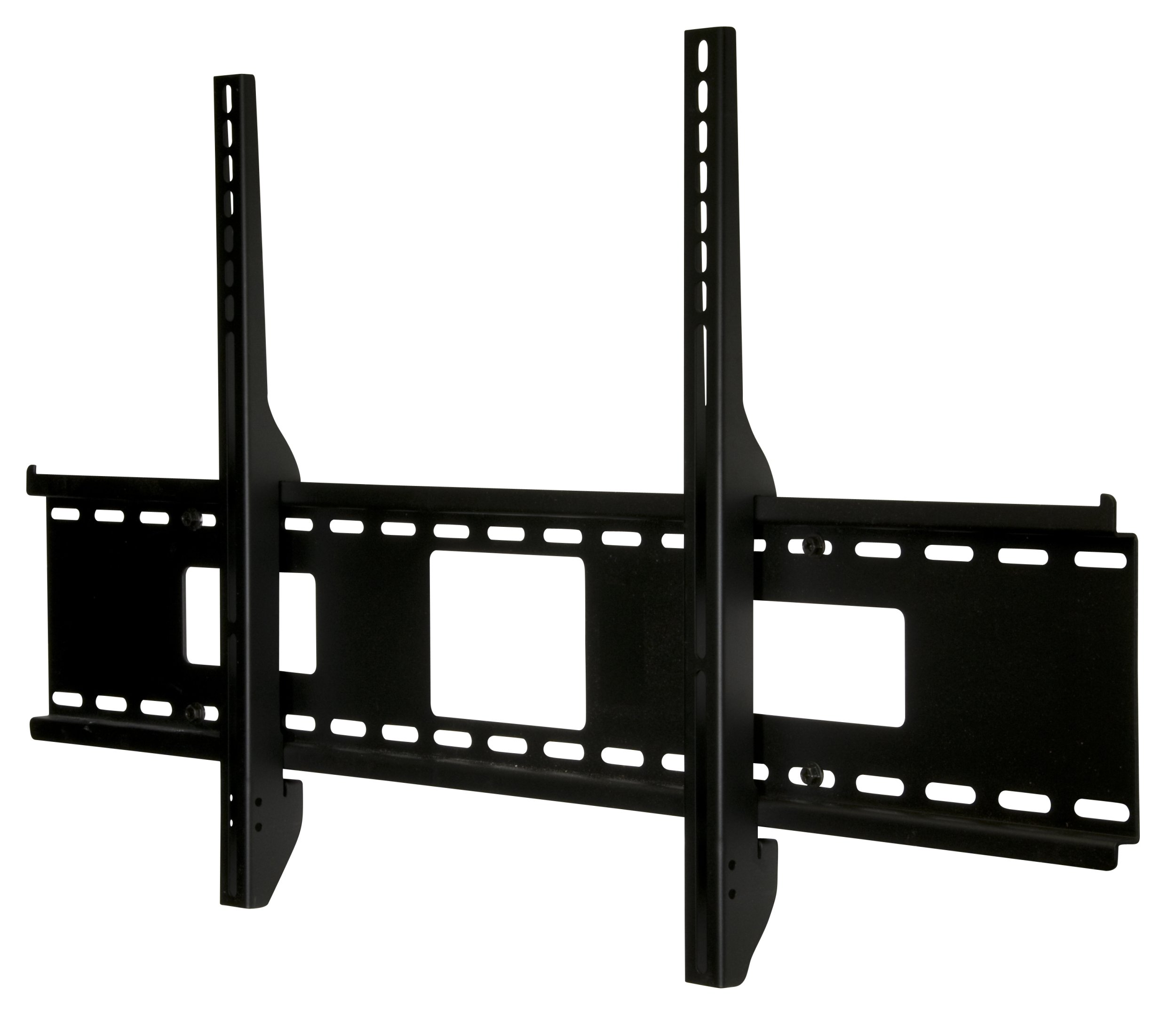Peerless SF670P Universal Fixed Low-Profile Wall Mount for 46-Inch to 90-Inch Displays (Black/Non-Security)