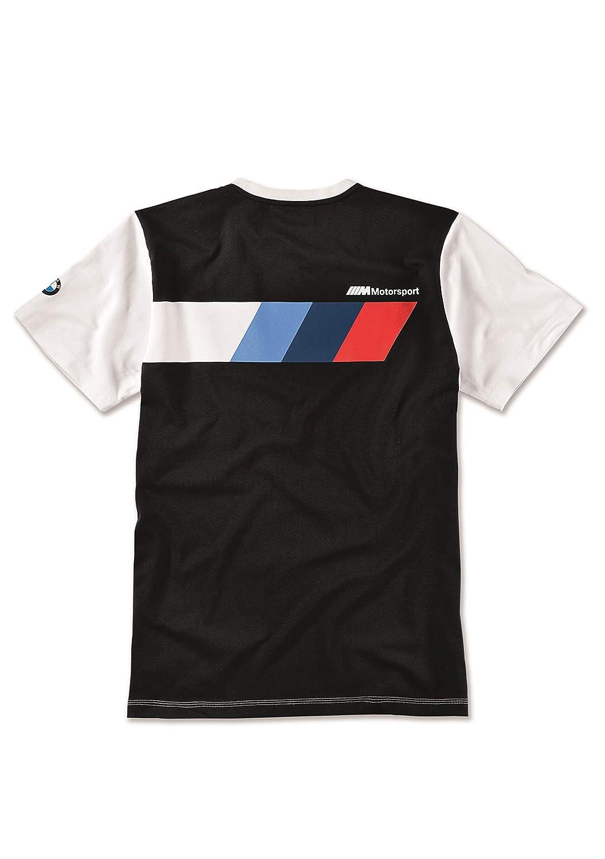 BMW M Motorsport T-Shirt avec Logo pour Homme