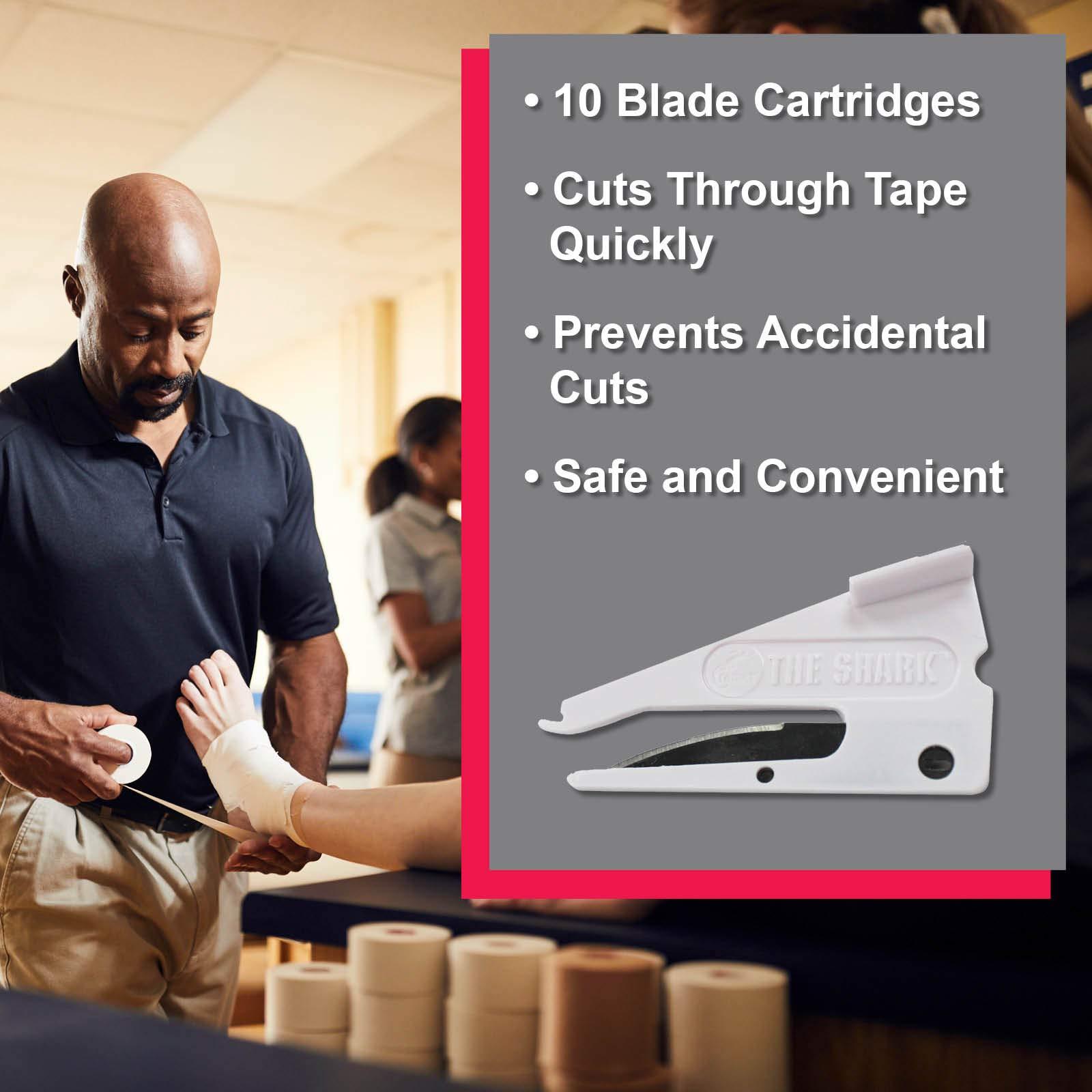 Cramer SharkTM Tape Cutter Blades (EA) by Cramer (Image #2)