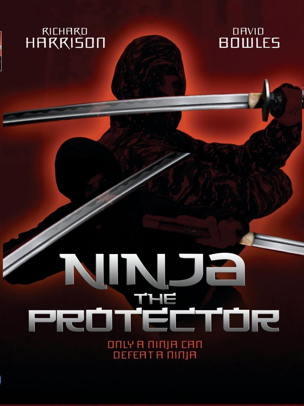Amazon.com: Ninja the Protector: Jackie Chan, Richard ...
