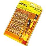 Kit Jogo Chave Fenda Phillips Torx para Celular Notebooks Tablet