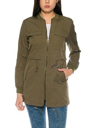 ONLY Damen-Jacke onlTurn Jacket Übergangsjacke  Amazon.de  Bekleidung 89c18af4bd