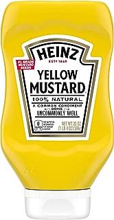 product image for Heinz Yellow Mustard (20 oz Bottle)