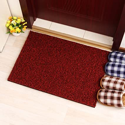 Doormat Plastic Mat Bathroom Living Room Floor Mats Non Slip