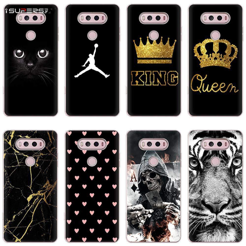 Amazon.com: Case for LG G4 G5 G6 Q7 Q6 K4 K8 K10 2019 V20 ...