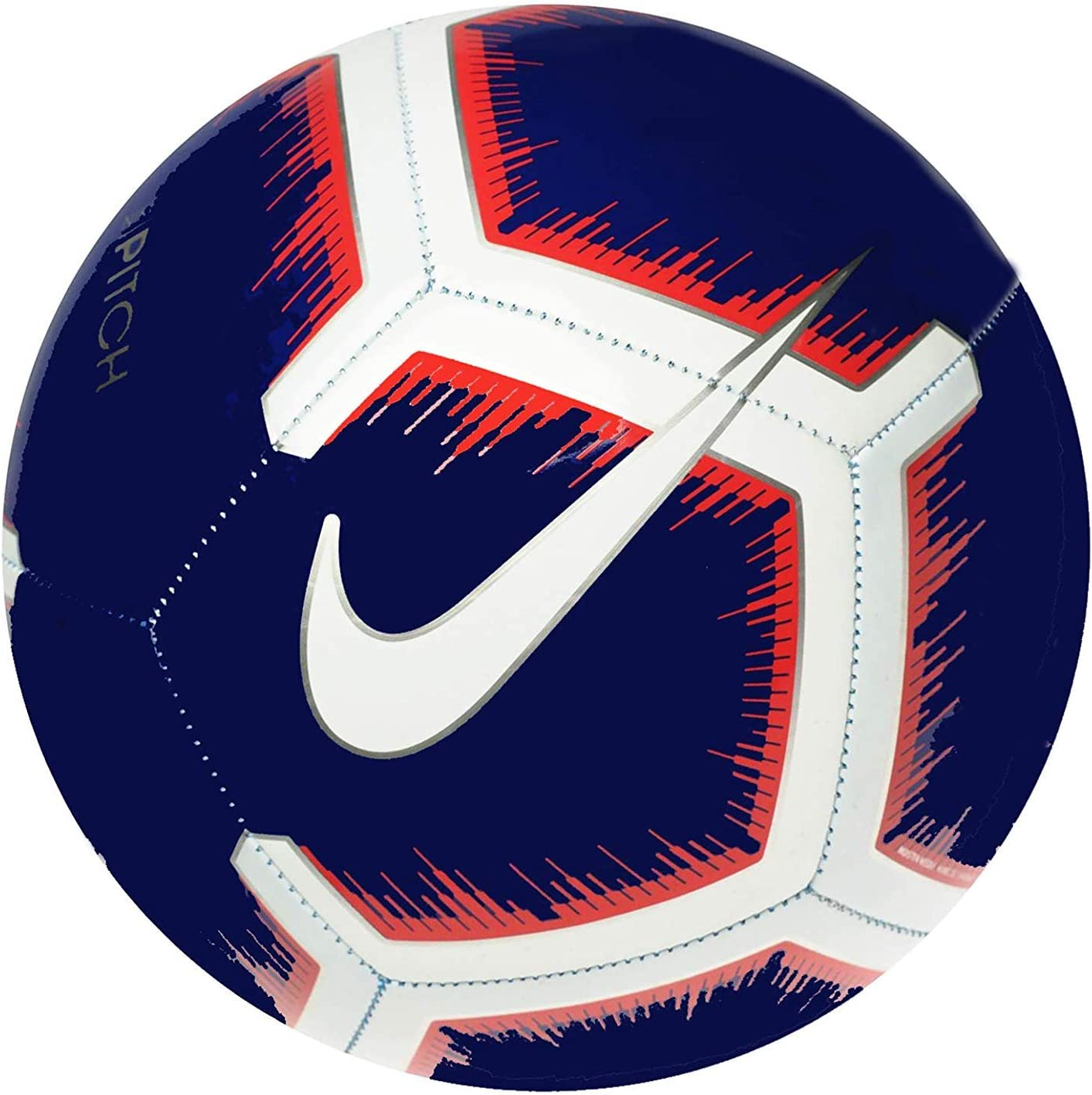 Nike 2018/2019 Premier League Pitch - Balón de fútbol Infantil ...