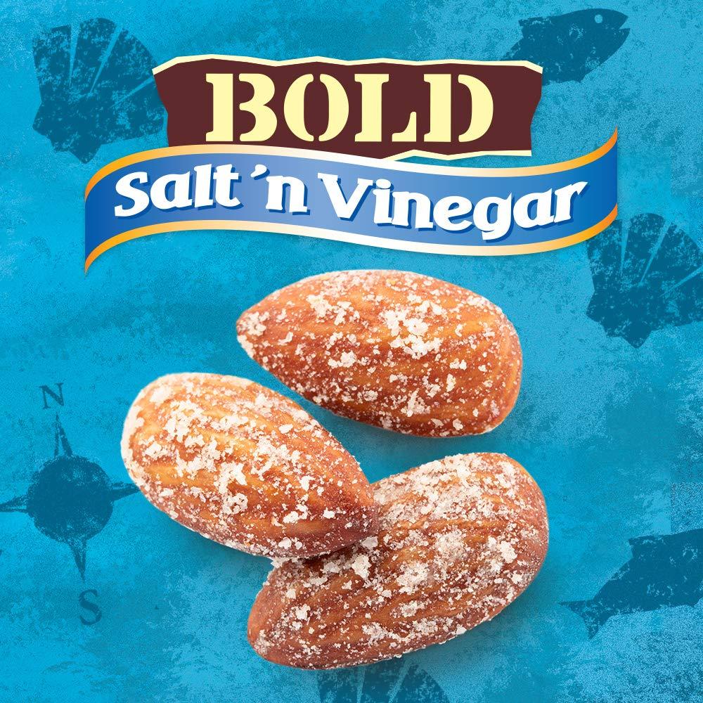 Blue Diamond Almonds, Bold Salt & Vinegar, 6 Ounce (Pack of 12) by Blue Diamond Almonds (Image #5)