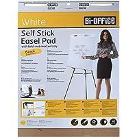 Bi-Office Self-Stick - Bloc de papel para rotafolios