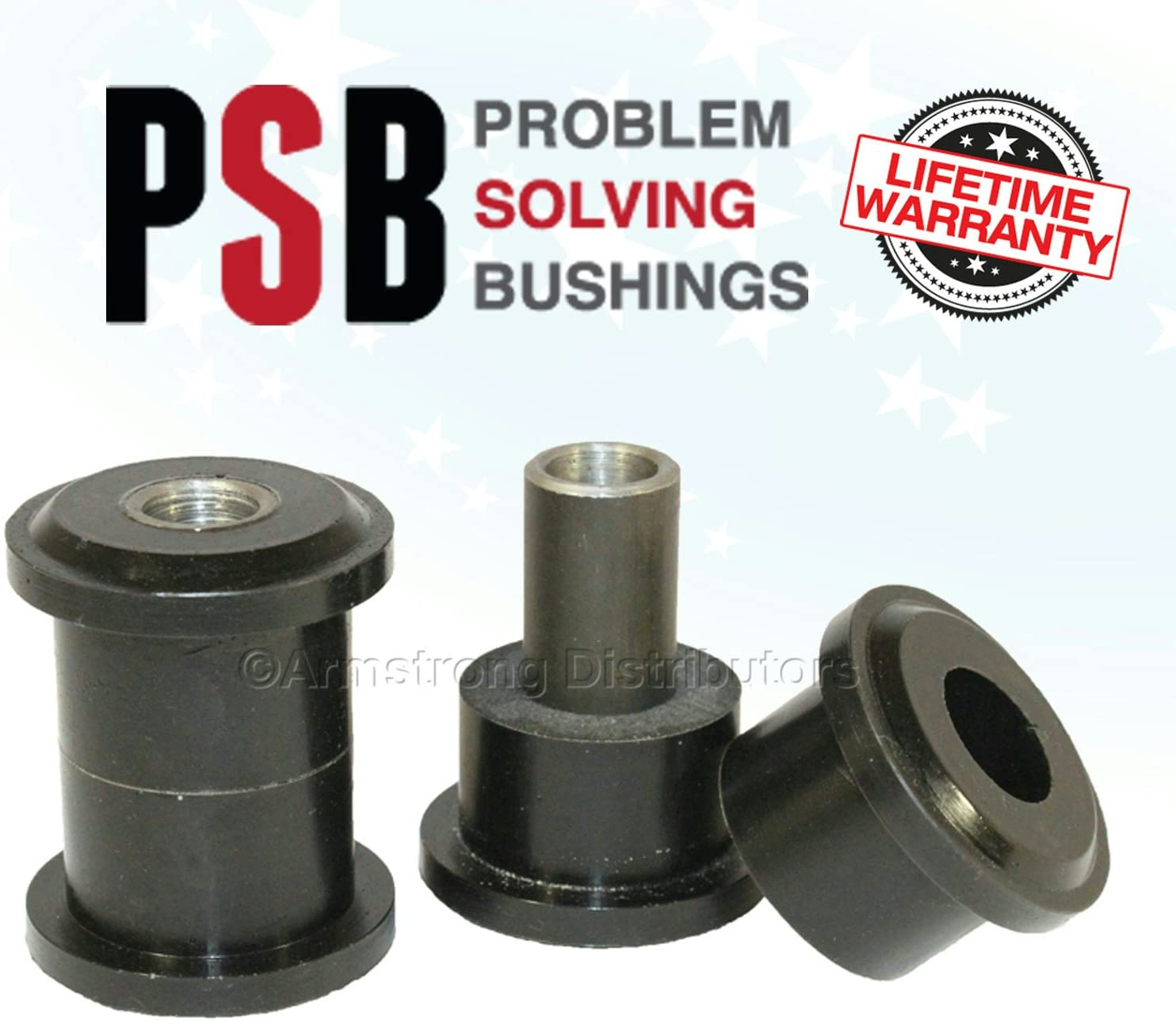 Suspension Control Arm Bushing-Chassis Front Lower Rear fits 2007 Honda Odyssey