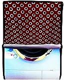 Dream Care Printed Waterproof & Dustproof Washing machine cover For Front Load IFB Senator Aqua SX - 8 Kg