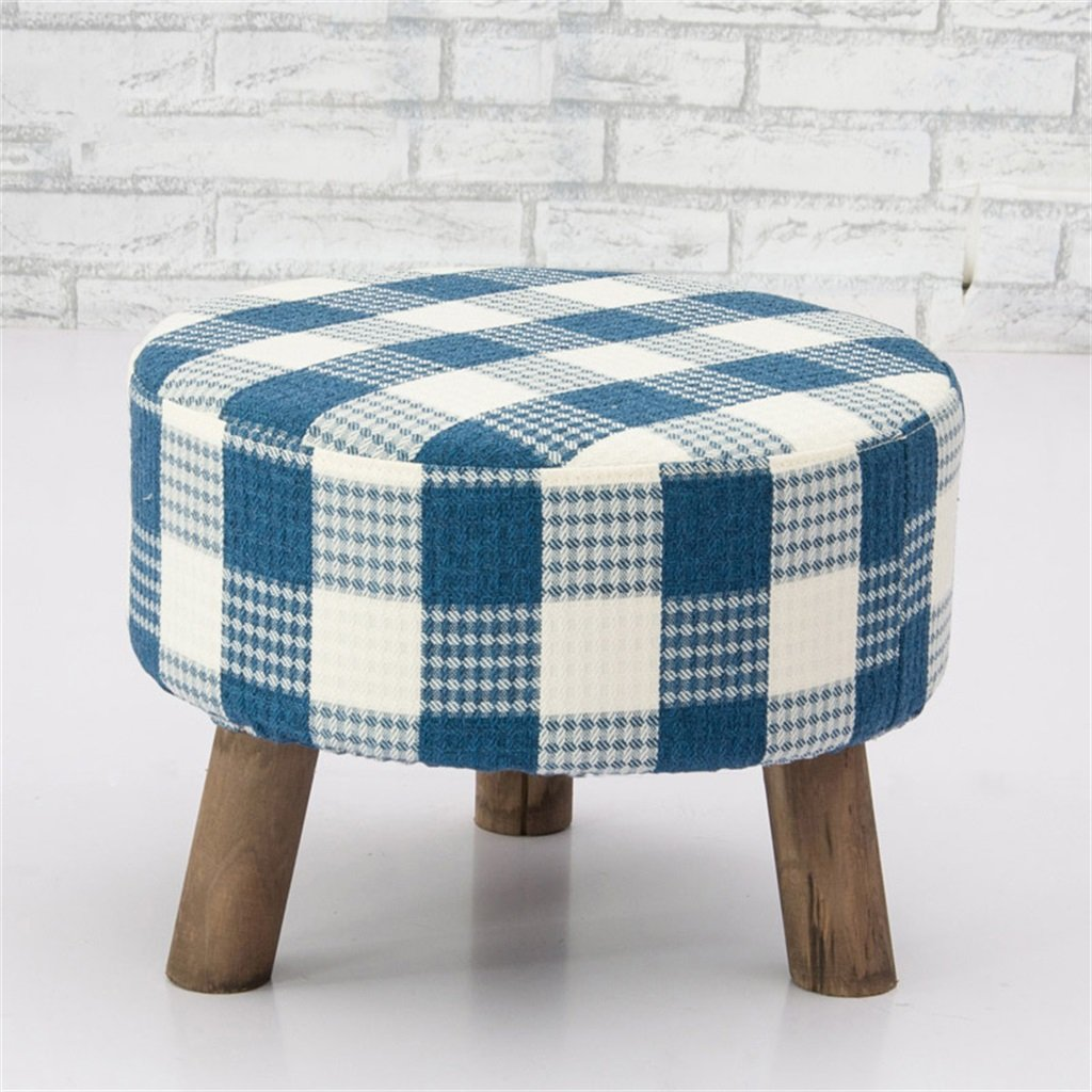6 DQMSB shoes Bench - Fabric Sofa Bench, Low Stool, Stool, Fashion Footstool (color     14)