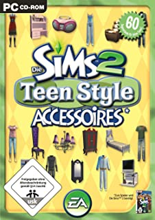 Die Sims 2   Teen Style Accessoires (Add On)