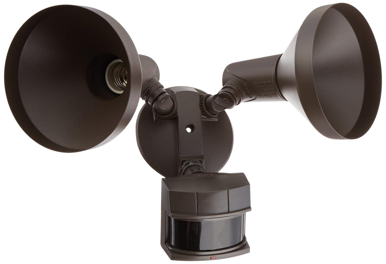 Heath Zenith Hz 5318 Bz Motion Sensing Wide Angle Twin