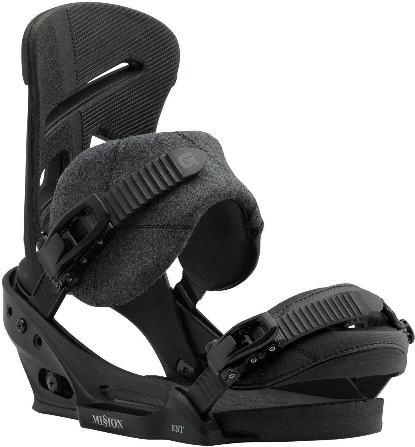 Burton Mission EST Snowboard Bindings Mens