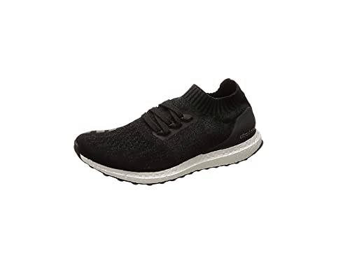 fe46ae1a3 adidas Men s s Ultraboost Uncaged Running Shoes Carbon Core Black Grey  Three 0 7.5 UK