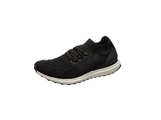 watch 9a955 7cabd adidas Ultraboost Uncaged, Zapatillas de Entrenamiento para Hombre, Gris  (Carbon Core Black
