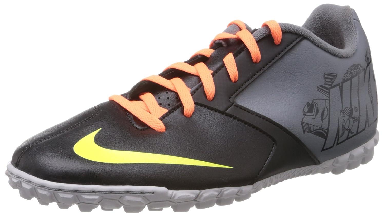 best service 4c6e8 21b9d Amazon.com   Nike Air Max 90 Leather (Kids)   Shoes