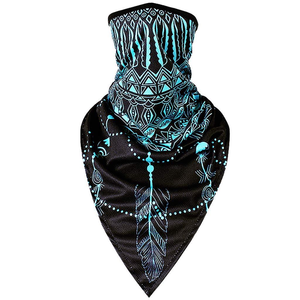 3D Face Sun Mask, Neck Gaiter, Headwear, Magic Scarf, Balaclava, Bandana, Headband