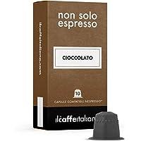 50 Capsules Chocolade - Compatibel met een Nespresso-apparaat - Il Caffè Italiano
