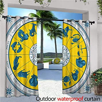 Amazon Astrology Outdoor Free Standing Outdoor Privacy