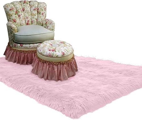Home Decorators Collection Faux Sheepskin Area Rug