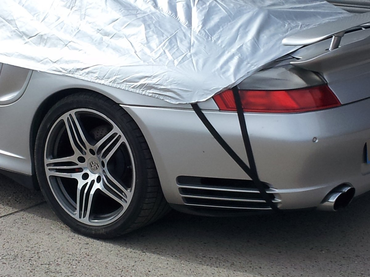 Half Size Car Cover to fit BMW Z3 1996-2002