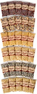 product image for Amish Country Popcorn | 30 - 4 oz Bags | Popcorn Kernel Variety Set | Old Fashioned with Recipe Guide