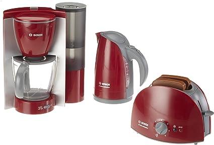 Amazon.com: Theo Klein Bosch Juego de utensilios de cocina ...