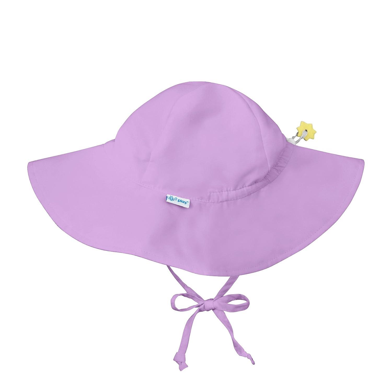 6f52df33 i play. Brim Hat (2T-4T, Lavender): Amazon.co.uk: Baby