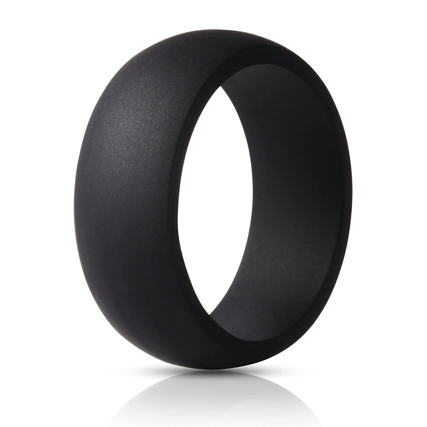 Amazon Thunderfit Silicone Rings 7 Pack 1 Ring Wedding Bands For Men 87 Mm Wide Sports Outdoors: Guitar Wedding Rings For Men At Websimilar.org