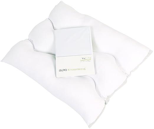 Tamaño iSURO M - 65 x 40 cm incluye funda de almohada de ...