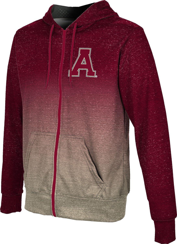 ProSphere Baruch College Girls Zipper Hoodie Ombre School Spirit Sweatshirt