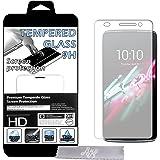 Film Protecteur d'écran en VERRE TREMPE pour Alcatel Onetouch IDOL 3 5,5 pouces Ultra Transparent Ultra Résistant INRAYABLE INVISIBLE