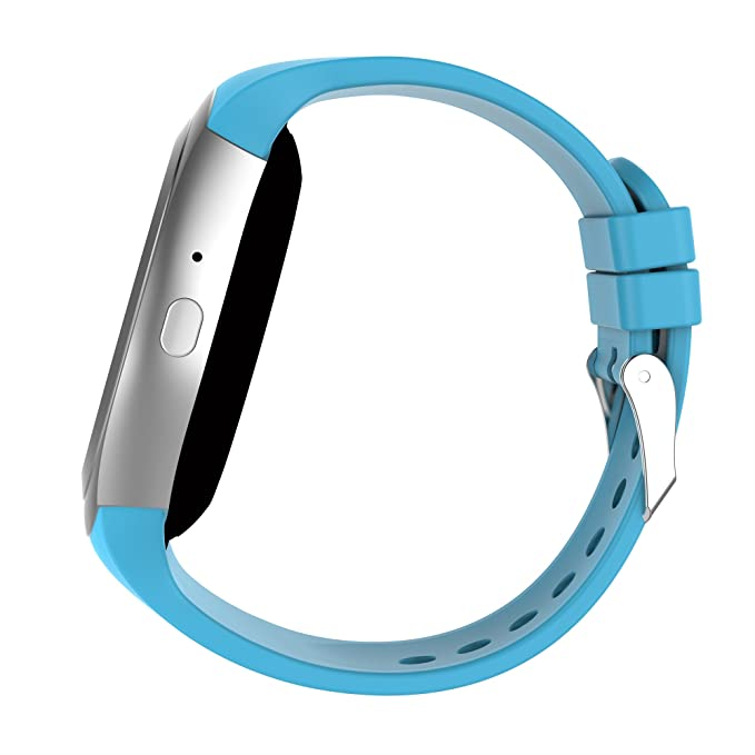 ZEERKEER Y1S Smartwatch with Pedometer Sleep-Monitoring Smart-Notification Micro-SD Card Music-Playing Micro-SIM Phone-Calling Text-Receiving for Smartphones
