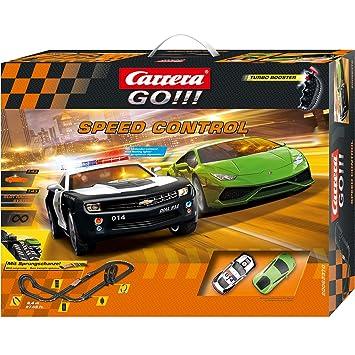 Circuito Speed Control, con Chevrolet Camaro Sheriff